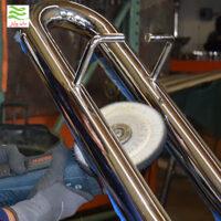 پرداخت کاری فلزات