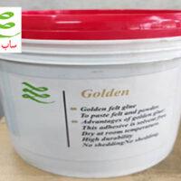 چسب نمد طلایی Golden
